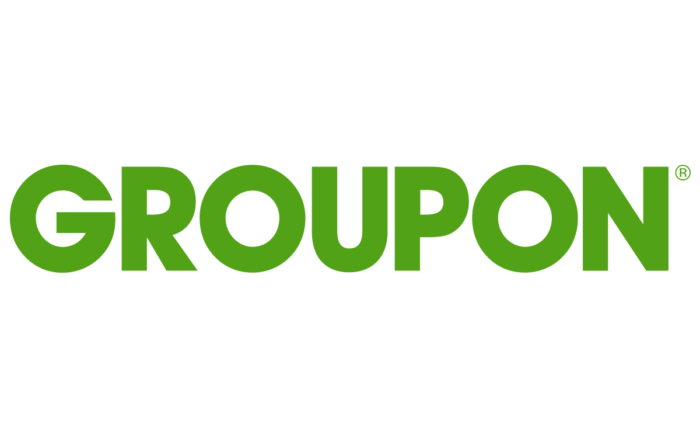 Groupon marketplace logo.